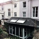Rear extension and loft conversion in Gravesend